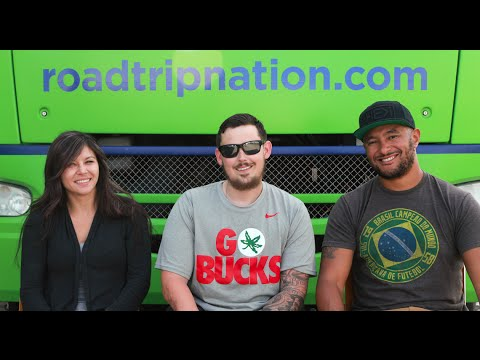 Roadtrip Nation: Operation Roadtrip | Meet the Team