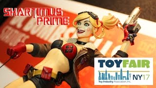 New DC Collectibles Interview with Kevin Kiniry at New York Toy Fair 2017