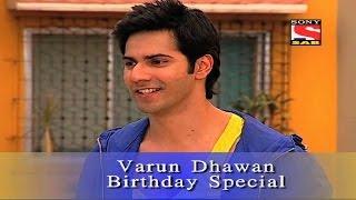 Varun Dhawan Birthday Special | Taarak Mehta Ka Ooltah Chashmah