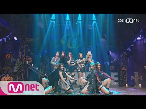 "TWICE(트와이스) - ""Like OOH-AHH(OOH-AHH 하게)"" Debut stage M COUNTDOWN 151022 EP.448"