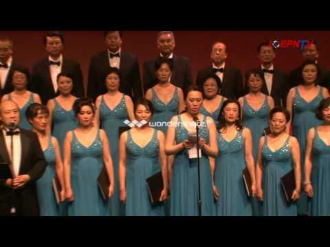 纪念王洛宾诞辰100周年音乐会(1):在银色的月光下,满江红,青春舞曲