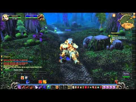 world of warcraft got wood? quest
