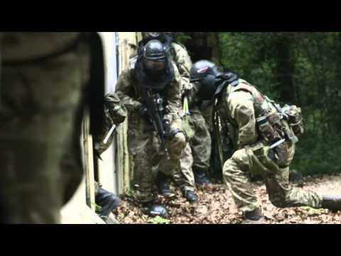 Life as a Royal Marine Officer