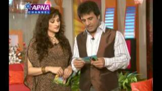 Apna Channel - Apna Morning Show With Rambo And Sahiba Guest Shafqat Ali Khan Part 01.mpg