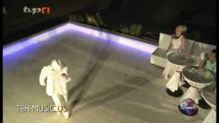 رقص شاهین در مسابقه رقص TVPersia