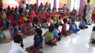 Sinega 1st level - State level JUNIOR & SENIOR yoga championship - 2014 at Cuddalore
