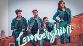 Lamberghini | The Doorbeen ft. Ragini | Choreography | Adnan Bakshi &  Jay Singh D