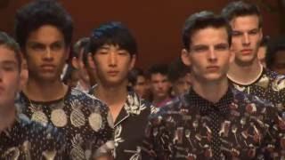 Dolce&Gabbana Summer 2017 Men's Fashion Show