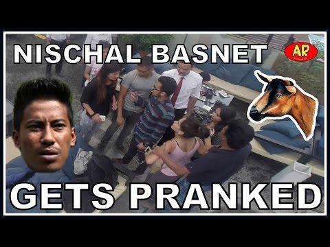 Xxx Mp4 NISCHAL BASNET GETS PRANKED 3gp Sex