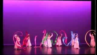 15 Flying Silk Ribbon Dance: Journey into Asia 2012 (Rebirth)