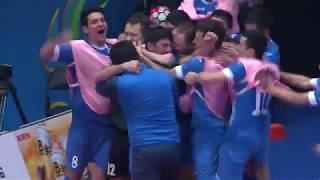 #AFCFutsal2018 - Video News 3rd/4th Place -  IRQ vs UZB
