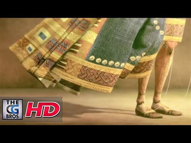 "CGI 3D Animated Shorts HD: ""Amir & Amira"" - by ESMA"