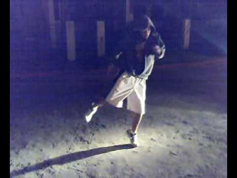 Billy Crawford's Steamy Nights Street Dance Solo