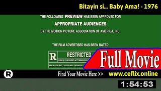 Watch: Bitayin si... Baby Ama! (1976) Full Movie Online