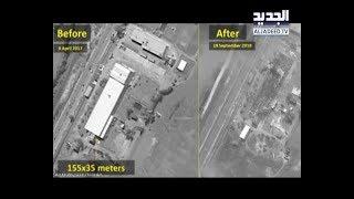 صور لمواقعِ الغارات الإسرائيلية على اللاذقية! - علاء سلوم