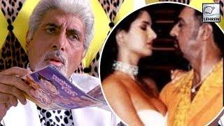 When Amitabh Bachchan Caught Gulshan Grover Kissing Katrina Kaif