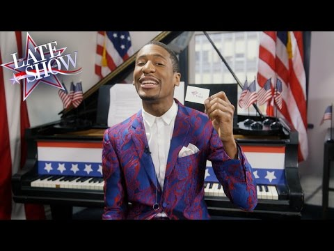 Jon Batiste Teaches You How To Vote