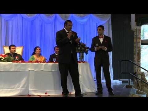 Best speech ever at an Indian wedding