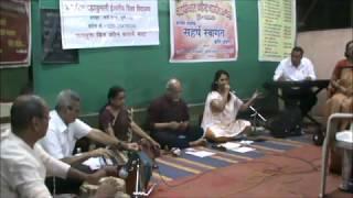SHAMBHO SHANKARA KARUNA KARA-Manasi Joshi-Satguru Bin Kaun Bataye Baat by Sudhir Sudhakar Sabnis