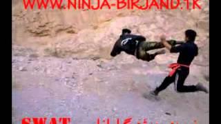 سبک رزمی نظامی فایت رنجر.نینجا کماندو بیرجند fight renger ninja commando birjand