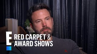 """Ben Affleck Talks """"World Champion"""" Sex Scenes With Sienna Miller 