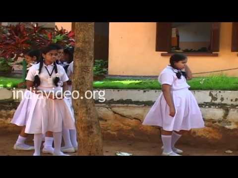 Holy Angels' Convent Higher Secondary School, Thiruvananthapuram, Kerala