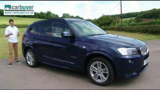 BMW X3 SUV (2010-2014) review - CarBuyer