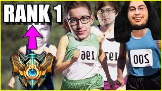 SPEED RUN TIME! - Challenger to RANK 1 - Ep. 26