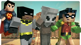 Minecraft: Justice League - Batman and Superman: Dawn of Justice | EP01