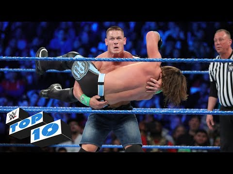Xxx Mp4 Top 10 SmackDown LIVE Moments WWE Top 10 February 27 2018 3gp Sex