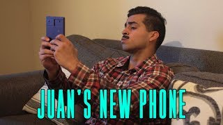 Juan's New Phone | David Lopez