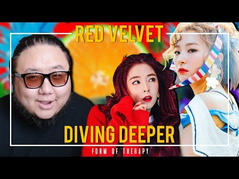 Diving Deeper into Red Velvet 레드벨벳