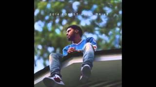 J. Cole - 03' Adolescence (Instrumental With Hook)