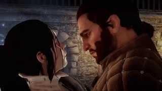 Dragon Age: Inquisition - The Best Blackwall Romance Scene (Sassmaster)