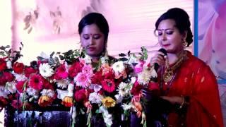 Performance of the students//Shere Bangla Nagar Adarsha Mohila College