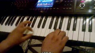 Tomake Vebe Lekha (Fuad ft. Shanto - piano improvised)