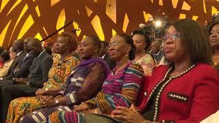 Conférence des 1ères Dames : Cérémonie d'ouverture