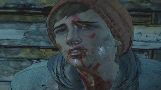 (Sad) Gabe Death Scene - The Walking Dead Game Season 3 Episode 5