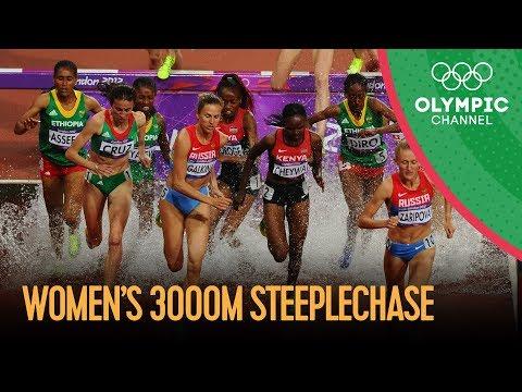 Women s 3000m Steeplechase London 2012 Olympics