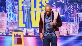 MC KAPALE FULL VIDEO LAST NIGHT AT THEATRE LABONITA, COMEDY FILES UGANDA 2018