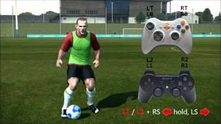 PES 2012 Tricks & Skills Tutorial