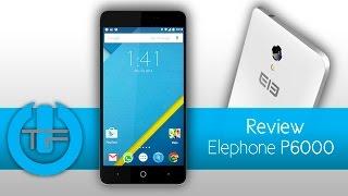 Elephone P6000 - un celular con procesador a 64 bit con increíble rendimiento