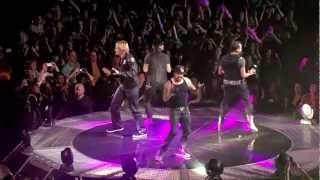 Backstreet Boys - Get Down (Live at O2 Arena - NKOTBSB Tour - 04.29.2012)