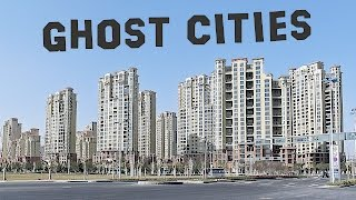 China Has a Crazy Number of Ghost Cities | China Uncensored