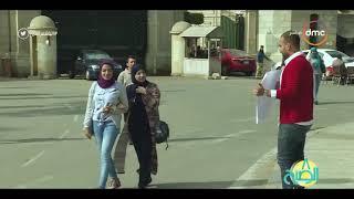 """8 الصبح - مراسل dmc """" نزل الشارع معاه يافطة عليها عايز عروسة """" شوف رد فعل الناس كان إيه ؟!!"""