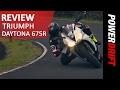 Download Video Download Triumph Daytona 675R : Review : PowerDrift 3GP MP4 FLV