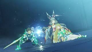 Xenoblade Chronicles 2 Cutscene 158 - I Lived As You Wanted - ENGLISH