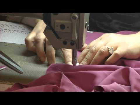 How To Stitch A Very Simple Salwar.
