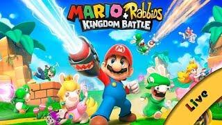 Sanku hat'streamt #Mario+Rabbids - Kingdom Battle Vol. 3