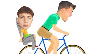 JELLY & SLOGOMAN PLAY HAPPY WHEELS